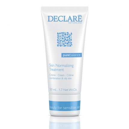 Нормализующий крем для смешанной и жирной кожи Declare — фото №1