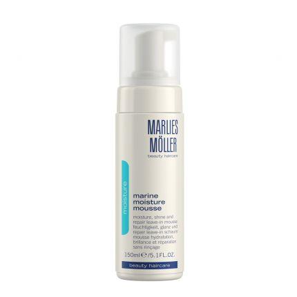 Морской увлажняющий мусс для восстановления волос / Marine Moisture Mousse Marlies Moller — фото №1