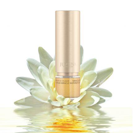 Антивозрастная золотая сыворотка Миракл / Miracle Serum Firm & Hydrate Juvena — фото №1