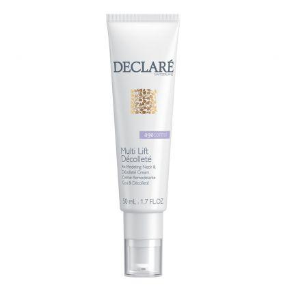 Лифтинг крем для шеи и декольте / Multi Lift Decollete Cream Declare — фото №1
