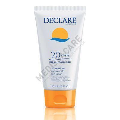 Солнцезащитный лосьон против старения кожи SPF 20  — фото №1