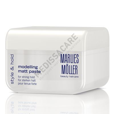 МОДЕЛИРУЮЩАЯ МАТОВАЯ ПАСТА - MODELLING MATT PASTE Marlies Moller — фото №1