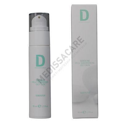 Крем-гель для жирной кожи с высыпаниями / Sebostop Crema Gel  — фото №1