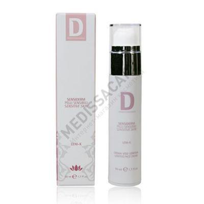 Успокаивающий крем для чувствительной кожи с куперозом / Leni Cream  — фото №1