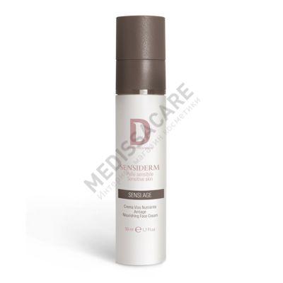 Питательный антивозрастной крем для чувствительной кожи / Sensi Age Nourishing Face cream  — фото №1
