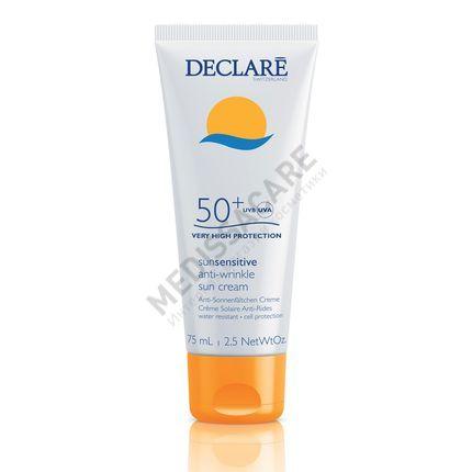 Солнцезащитный крем против старения кожи SPF 50+ Declare — фото №1
