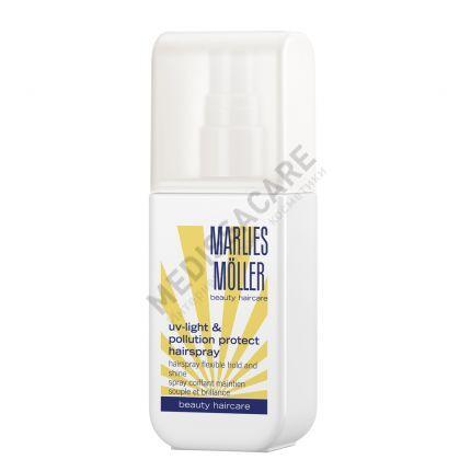 Солнцезащитный стайлинг-спрей парфюм для волос Marlies Moller — фото №1