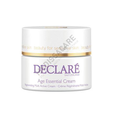 Антивозрастной крем на основе экстракта пиона / Age Essential Cream Declare — фото №1