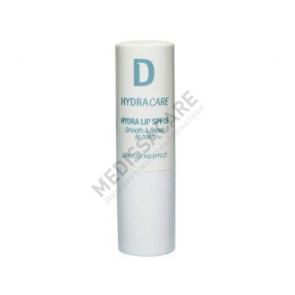 Увлажняющий бальзам для губ SPF 15 / Hydra Lip SPF 15 Dermophisiologique — фото №1