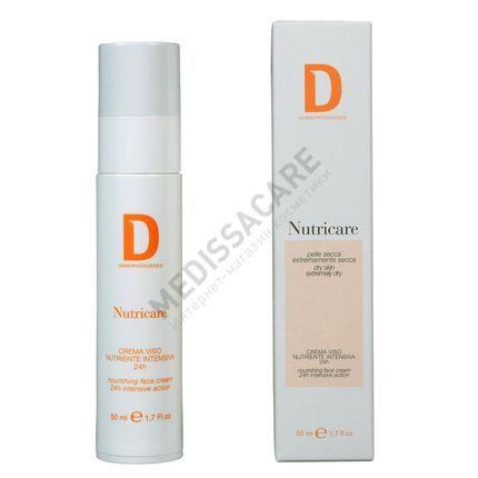 Интенсивно питательный крем для лица Nutricare / Nutricare Crema Viso Dermophisiologique — фото №1