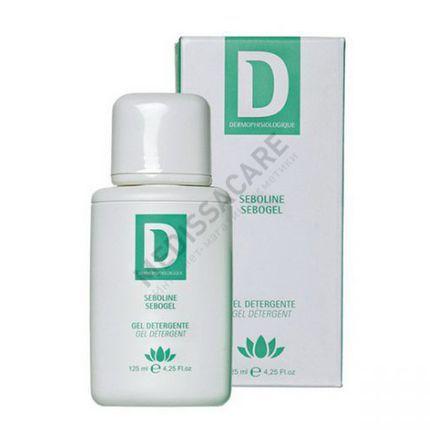 Очищающий гель для проблемной и жирной кожи Sebogel Dermophisiologique — фото №1
