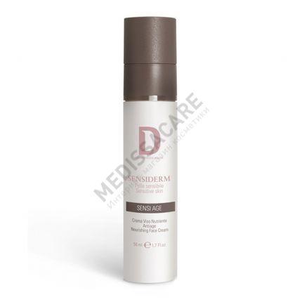 Питательный антивозрастной крем для чувствительной кожи / Sensi Age Nourishing Face cream Dermophisiologique — фото №1