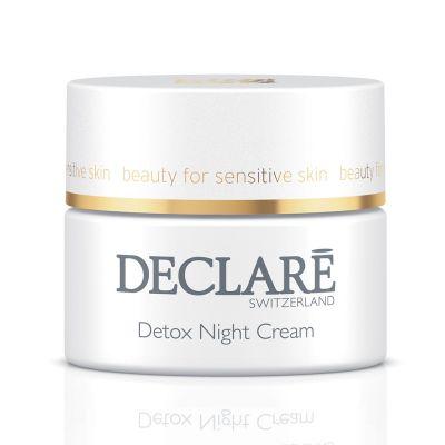 Ночной крем для омоложения кожи Detox Declare — фото №1