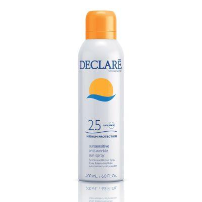 Солнцезащитный спрей от морщин с SPF 25  для тела Declare — фото №1