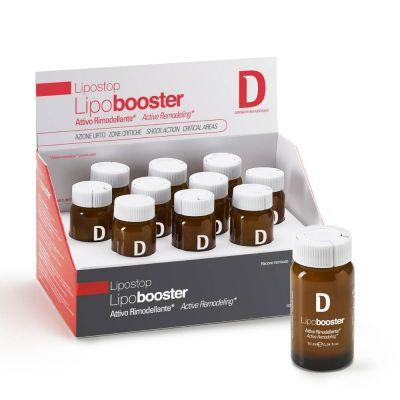 Ампульный концентрат-бустер, уменьшающий жировые отложения LipoBooster  — фото №1