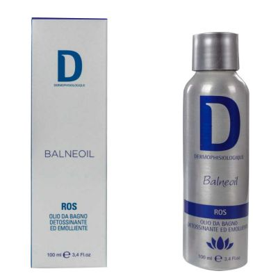 Токсиновыводящее и смягчающее масло для ванн ROS  — фото №1