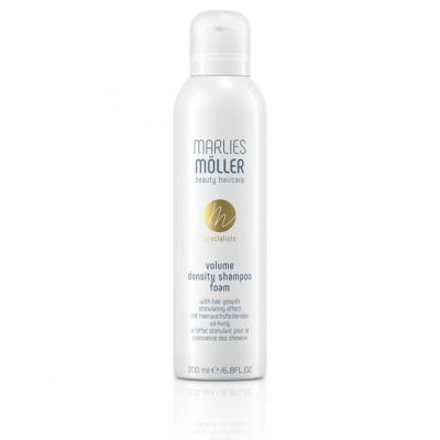Шампунь-піна для стимуляції росту та збільшення об'єму волосся / Volume Density Shampoo Foam  — фото №1