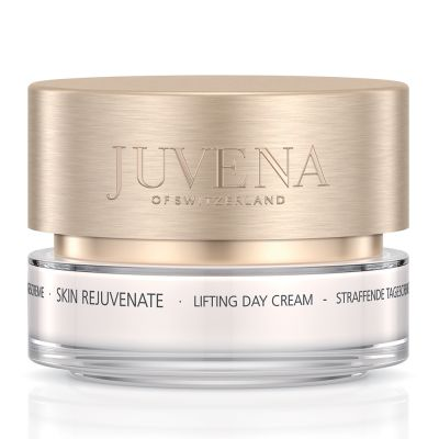 Подтягивающий дневной крем для нормальной и сухой кожи - LIFTING DAY CREAM Juvena — фото №1