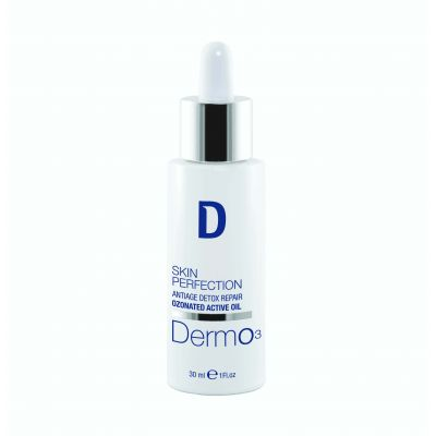 Защитное озонированное масло DermO3 DETOX  — фото №1