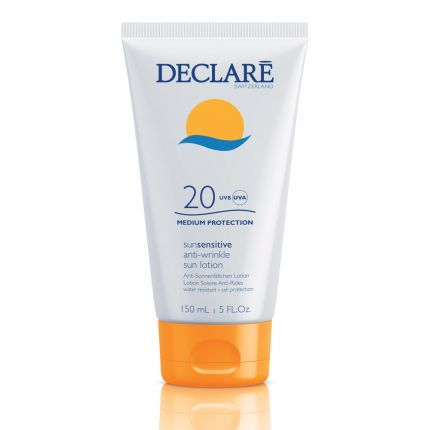 Солнцезащитный лосьон против старения кожи SPF 20 Declare — фото №1