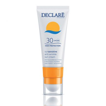 Солнцезащитный крем SPF 30 + бальзам для губ Declare — фото №1
