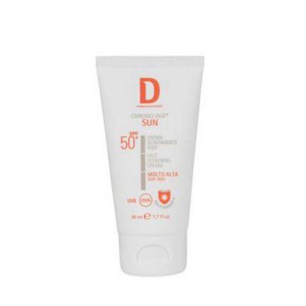Солнцезащитный крем для лица SPF 50+ Dermophisiologique — фото №1