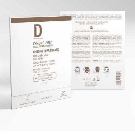 Осветляющая, защитная, анти-эйдж маска на основе фукоиданов (БИО-КОЖА) Chrono Repair Dermophisiologique — фото №1