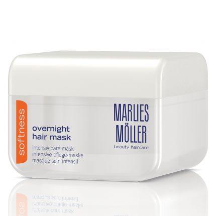 ИНТЕНСИВНАЯ НОЧНАЯ МАСКА - OVERNIGHT HAIR MASK Marlies Moller — фото №1