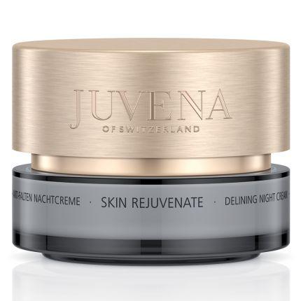 Разглаживающий ночной крем для нормальной и сухой кожи - DELINING NIGHT CREAM Juvena — фото №1