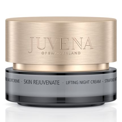 Подтягивающий ночной крем для нормальной и сухой кожи - LIFTING NIGHT CREAM Juvena — фото №1