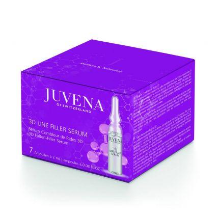 Сыворотка-филлер с эффектом 3D против морщин / 3D LINE FILLER SERUM Juvena — фото №1