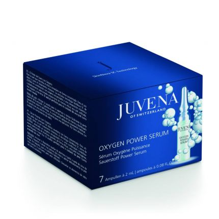 Высокоэффективная кислородная сыворотка OXYGEN POWER SERUM Juvena — фото №1