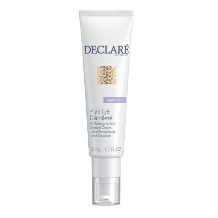 Лифтинг крем для шеи и декольте / Multi Lift Decollete Cream Declare — фото №1