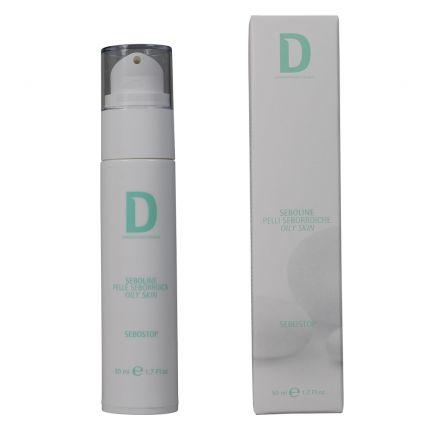 Крем-гель для жирной кожи с высыпаниями / Sebostop Crema Gel Dermophisiologique — фото №1