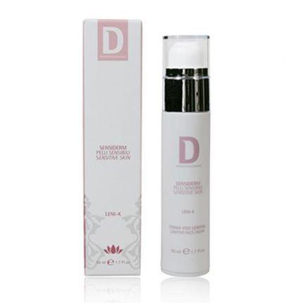 Успокаивающий крем для чувствительной кожи с куперозом / Leni Cream Dermophisiologique — фото №1